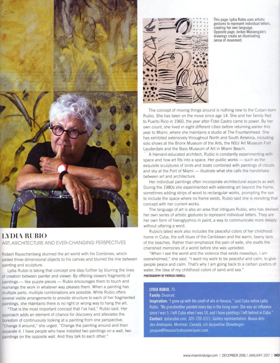 Art Basel 2016 Issue