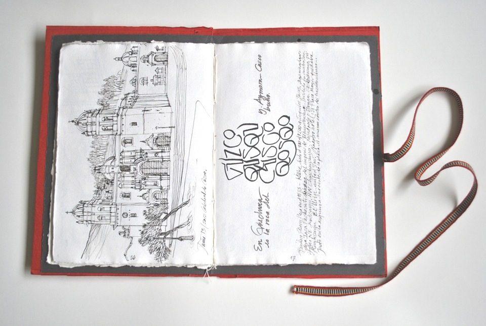 LEtrangere-20-page-watercolor-on-paper-20cm-x-30-cm