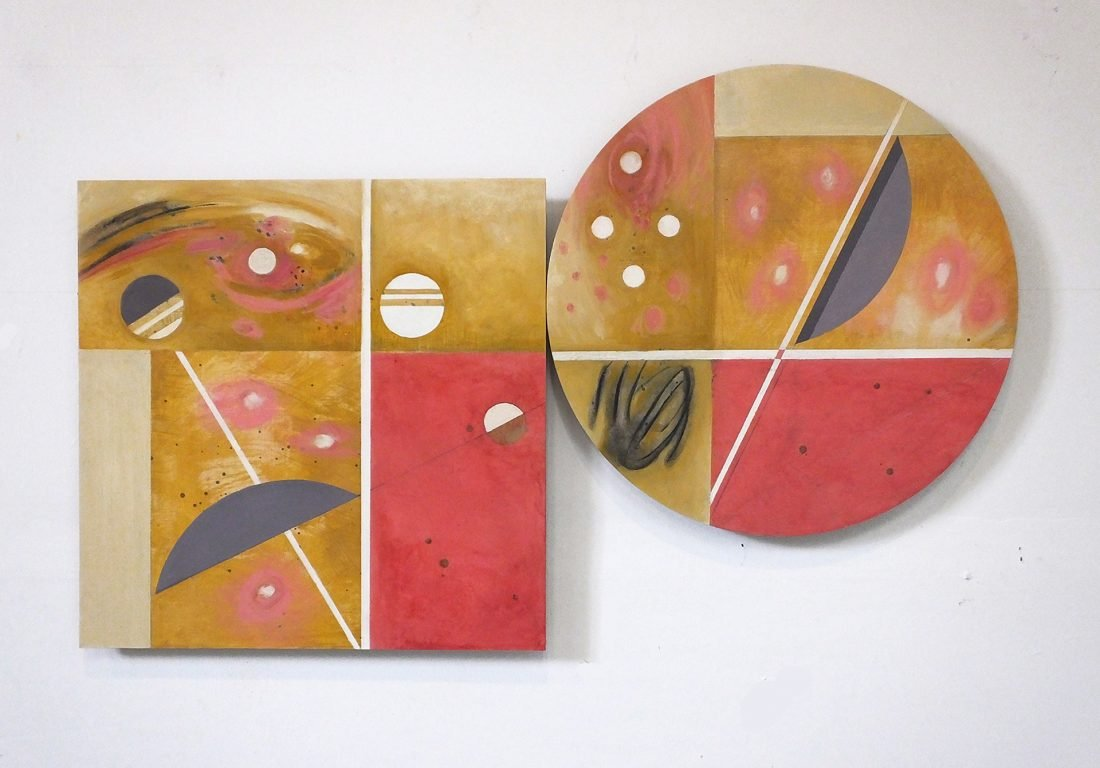 Ludia Rubio Paintings