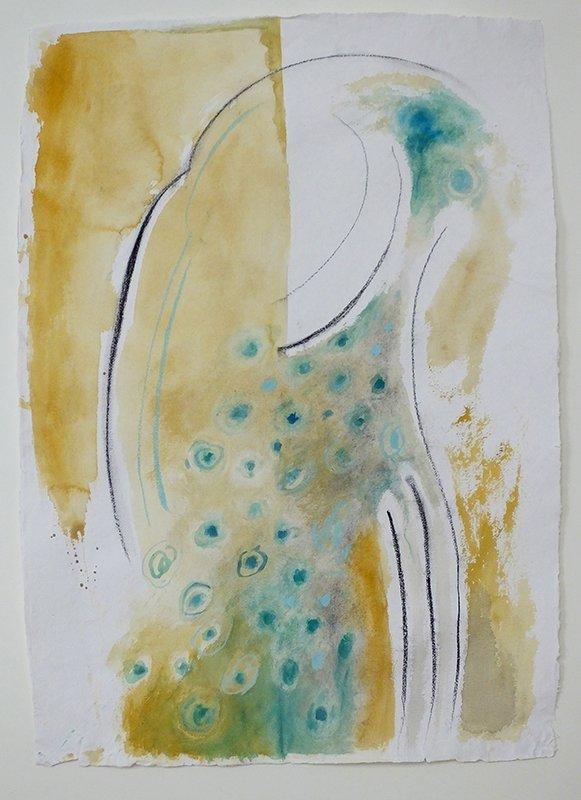 Lydia Rubio Artist drawings