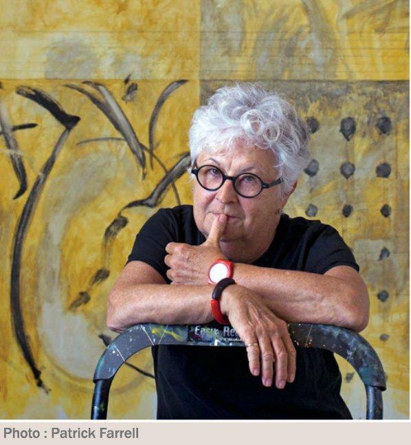 Cuban artist Lydia Rubio