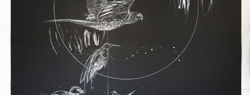 Lydia Rubio Paintings